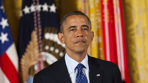President Barack Obama said he refuses to bend to 'Tea Party Republicans'
