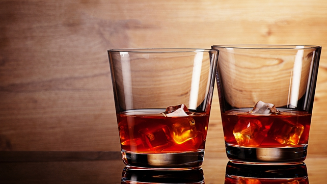 Irish whiskey is the fastest growing spirit in the world