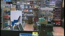 Injured kangaroo hops into airport pharmacy