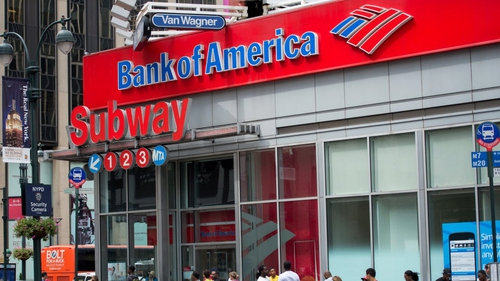 Bank of America enjoyed a lift from higher interest rates