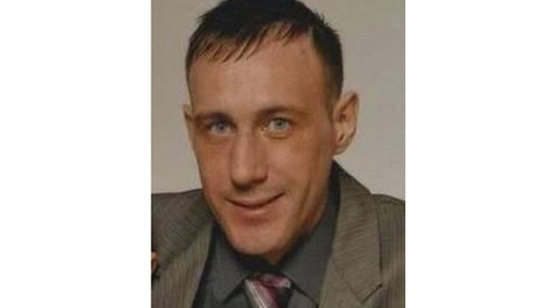 Barry McCrory was shot dead in a flat in Derry city