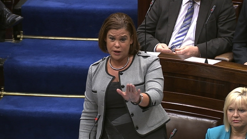 Mary Lou McDonald said some employment schemes were 'half-baked'