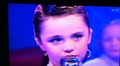 Singer Hannah Roddy, Aged 11