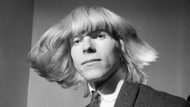 David Bowie in 1965: The laughing Gnome Service