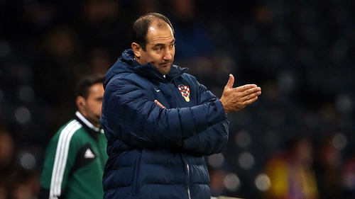 Croatia's downward spiral has resulted in Igor Stimac stepping  down from his managerial post