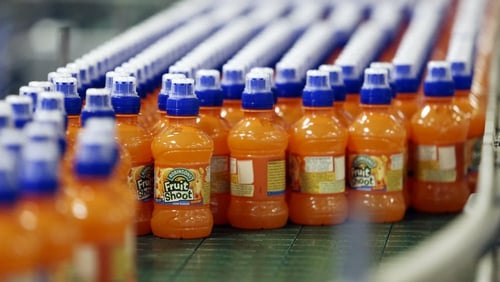 Britvic's Fruit Shoot brand's market share back at pre-call levels