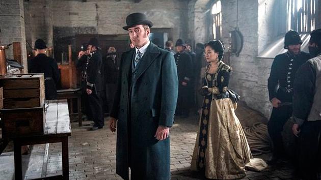 Ripper Street (Matthew Macfadyen pictured) - Returns to BBC One on Monday October 28 at 9:00pm
