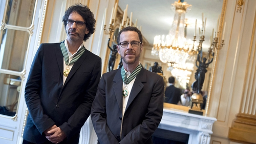 Coen brothers receive top French cultural prize