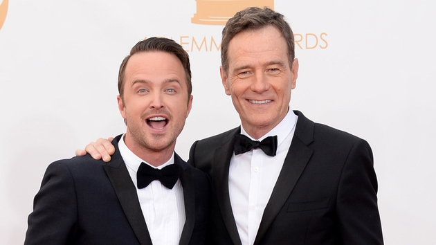 Aaron Paul and Bryan Cranston up for Breaking Bad Spin-off