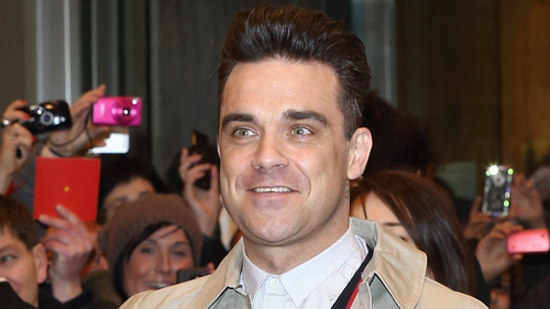 "Candy singer Robbie Williams ""always calls"" Gary when he needs help"