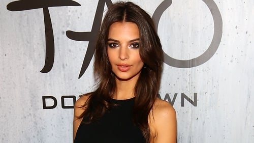 Emily Ratajkowski is best known for her appearance in Robin Thicke's Blurred Lines video