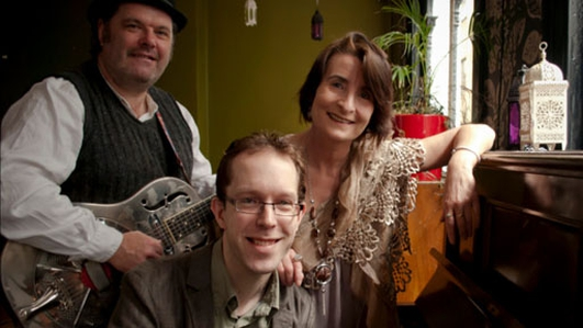Mary Ryan Blues Band.