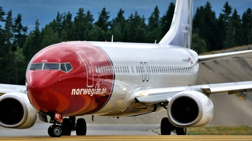 Norwegian says an Irish licence would broaden its rights in the European Union