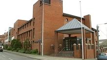 A two people arrested were taken to Blackrock Garda Station