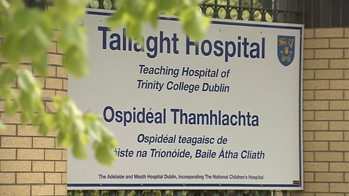 Tallaght Hospital was recommended as one of the locations for an Urgent Care Centre