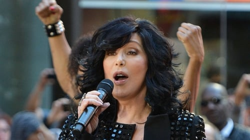Cher insists that she isn't heartbroken about her split from Tim Medvetz