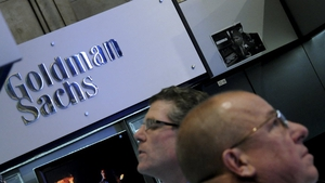 Goldman Sachs was hurt by muted fixed income trading activity and weakness in debt underwriting