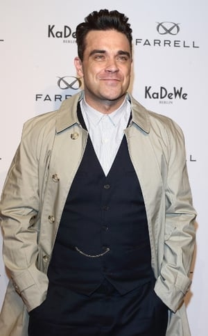 Robbie Williams commended Gary Barlow for being a loyal friend