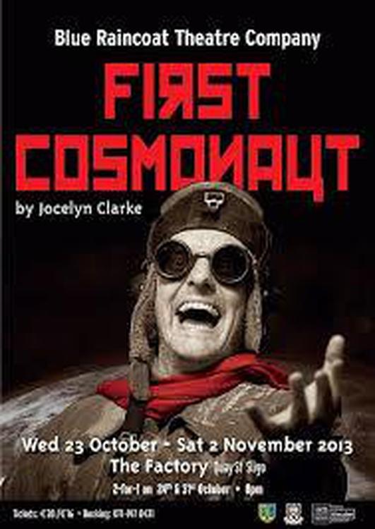 Jocelyn Clarke - The First Cosmonaut