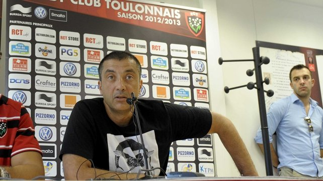 Mourad Boudjellal has revolted against LNR regulations to encourage home-grown players in the Top 14