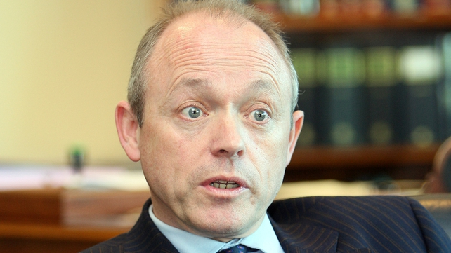 Barra McGrory is due to hold talks with Edwin Poots on the guidelines