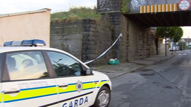 Gardaí believe the man was deliberately knocked down