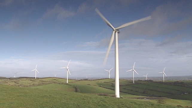 The delay may have implications for planned wind farms in Ireland
