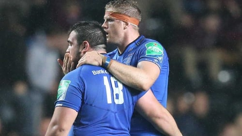 Martin Moore is set to stay with Leinster