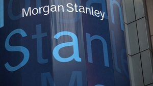 Morgan Stanley said its earnings per share rose to $1.66 from $1.27 a year ago