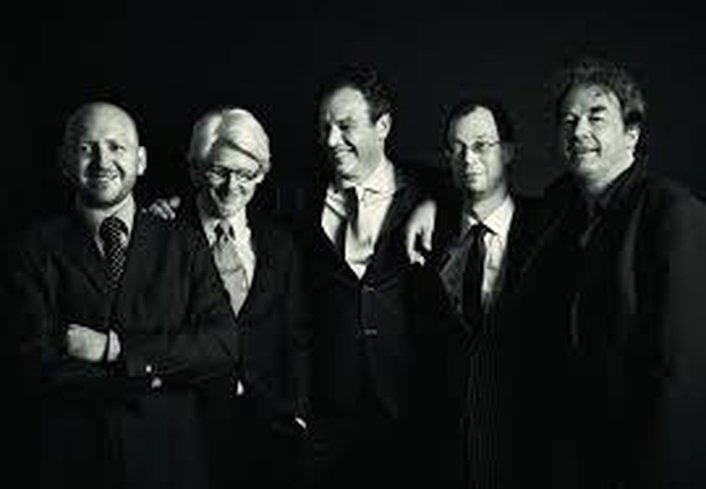 Equinox - Europe's hottest Jazz Band fronted by a Dubliner