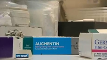 Concerns over impending shortage of Augmentin antibiotic