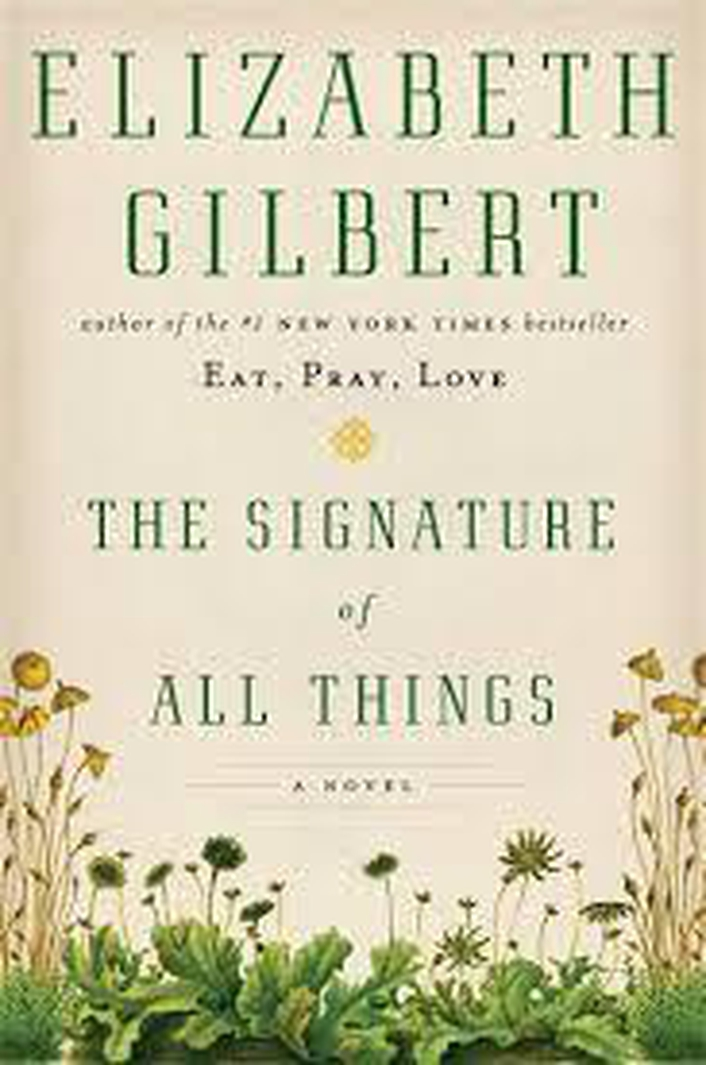 Book Review - Elizabeth Gilbert