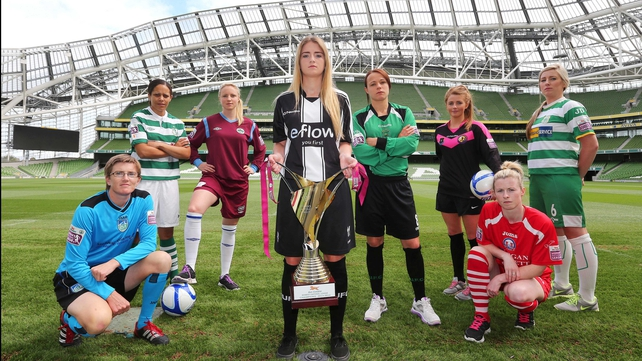 Bus Éireann Women's National League previews