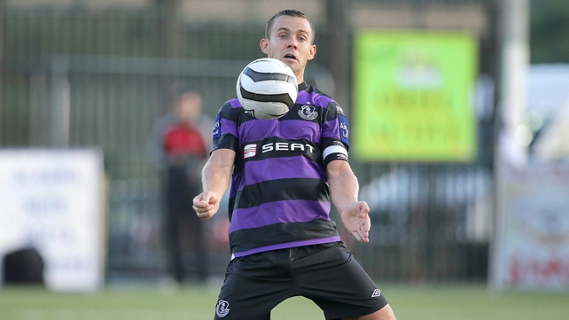 Shane Robinson put Rovers on their way