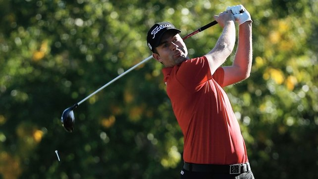 2012 US Open champion Webb Simpson added a 63 to his opening round of 64 at TPC Summerlin