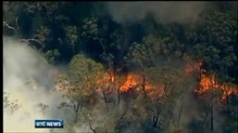 Australian fires continue to blaze