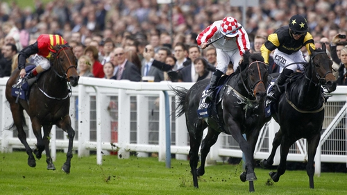 The progressive Slade Power saw off Jack Dexter after a prolonged battle in the Champions Sprint Stakes