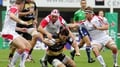 Ulster shine as Montpeiller brushed aside