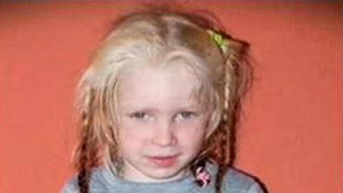 Police think Maria may be of northern or eastern European origin, possibly from Scandinavia or Bulgaria