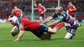 Munster back to winning ways against Gloucester