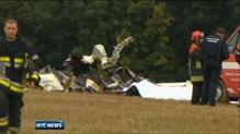 11 killed in plane crash in Belgium