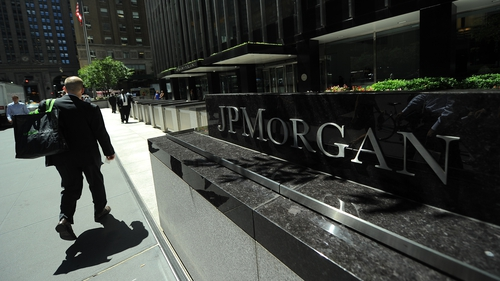 JP Morgan to pay out $5.1bn over role in US housing and mortgage crash in 2007