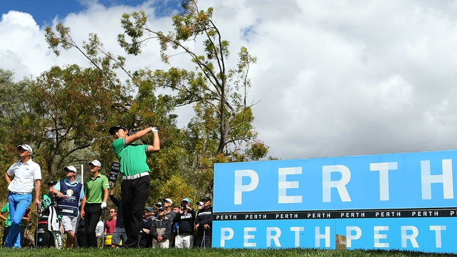 Former world number one amateur Jin Jeong has won his first tournament as a professional at Lake Karrinyup Country Club