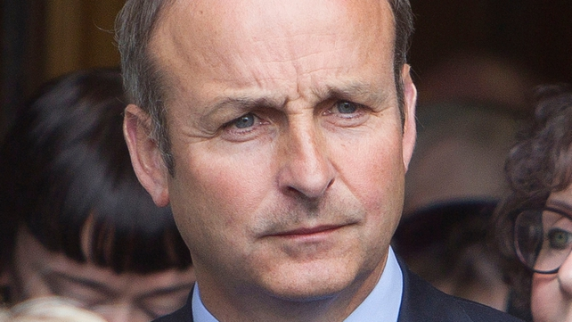 Micheál Martin said spending cuts in the health service will do immense damage to the sector
