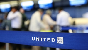 United Airlines says a review into what happened is being conducted