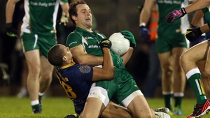 Michael Murphy will captain Ireland again after leading his side to victory last year