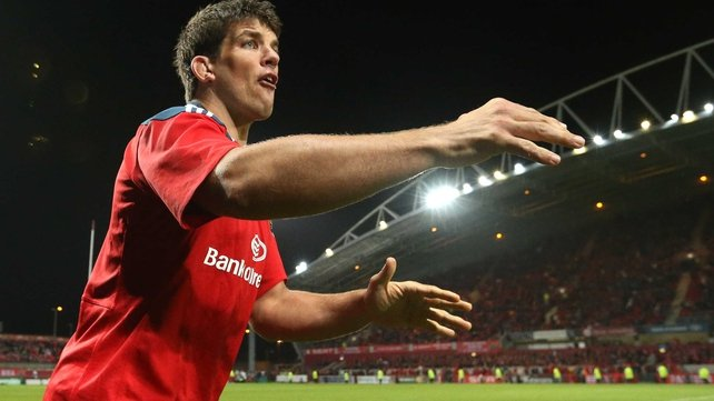 Donncha O'Callaghan: 'The main thing for me is that I still enjoy it and I have the opportunity to do it'