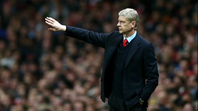 Arsene Wenger: 'We felt we prepared properly, but we did not turn up, so it is puzzling'
