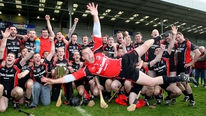Oulart-The Ballagh coach Martin Storey on the achievement of winning a fifth consecutive Wexford title.