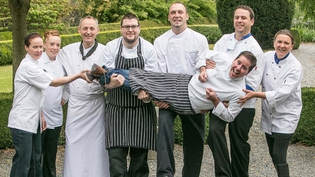 Chefs line-out for the Savour Kilkenny Food Festival